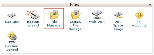 Cara Upload File Menggunakan File Manager di cPanel