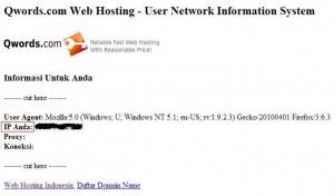 Menggunakan Support Ticket Untuk IP Terblok