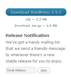 Cara Upgrade WordPress