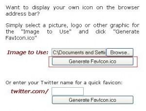 Membuat Favicon Pada WordPress