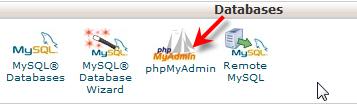 Export Database Lokal