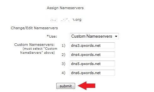 Mengarahkan DNS
