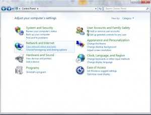 Menggunakan OpenDNS/GoogleDNS/Nawala