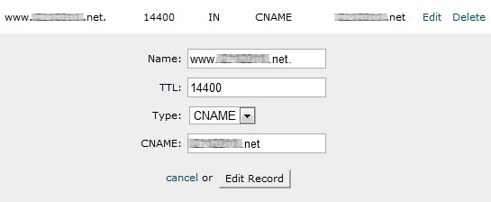 Bagaimana Cara Merubah DNS Zone (MX, CNAME, dan A record)