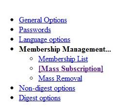 Cara membuat Mailing list di Cpanel