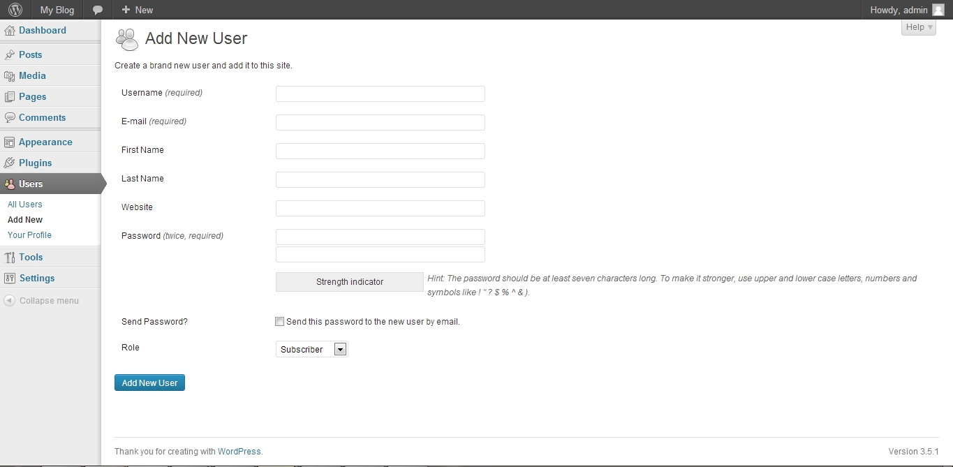Pic 17_03_2013 (10) - Membuat User Baru di WordPress