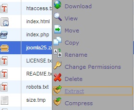 joomla25extract -  Upgrade Joomla 1.5 to 2.5 with Jupgrade FIX