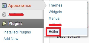 editortemplate - Meningkatkan SEO dengan Merancang Menu Navigasi