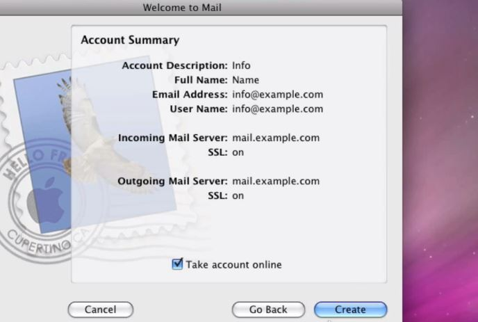 emailmacosqwordsdotcom15 - Tutorial setting email account di Mac OS