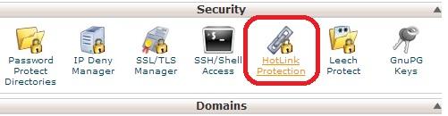 hotlink - Melindungi file gambar dari pencurian ( Hotlinking )