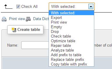 2 - Optimisasi dan Perbaikan Database via phpMyAdmin