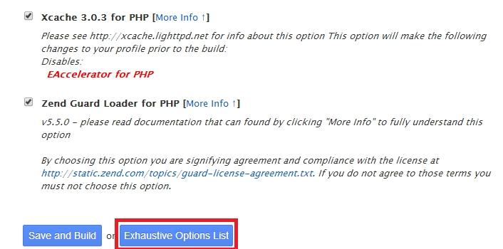 easyapache3 - Cara Enable Module PHP di WHM