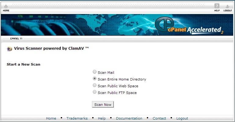 pilihscan - Bersihkan Virus di Website anda dengan Virus Scanner CPanel