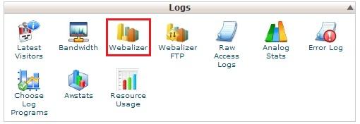 webalizer - Mengetahui banyaknya pengunjung dengan Webalizer