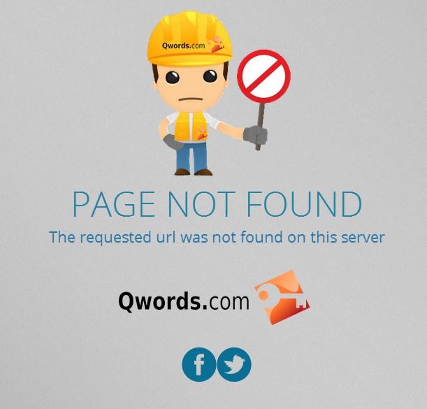pagefound - Cara membuat halaman 404 sendiri