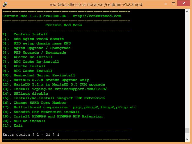 CentMin Mod Tutorial - Instalasi CenMin Mod