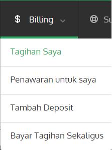 tagihansaya1 - Pembayaran Hosting/Domain Cepat dan Mudah di Qwords.com