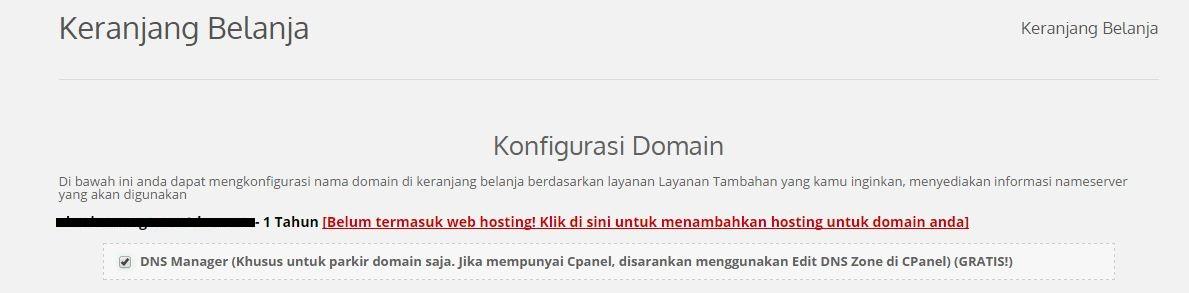 Custom Domain sendiri Qwords Portal 9