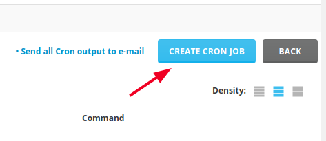 Create Cron Jobs